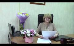 Embedded thumbnail for Поздравление директора Выпускников специальности Специальное дошкольное образование!!